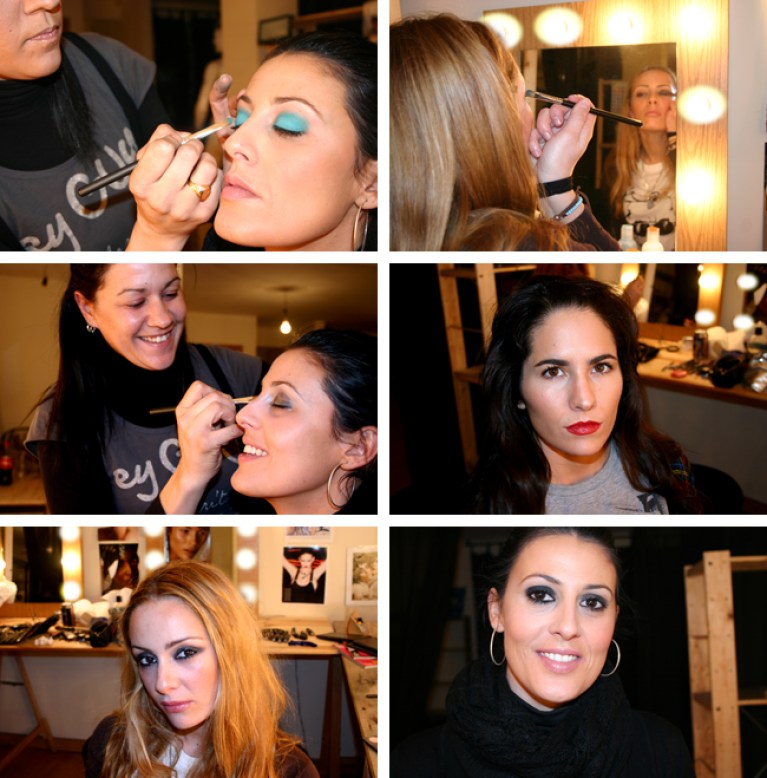 Curso de Maquillaje profesional. Acedemia C10.