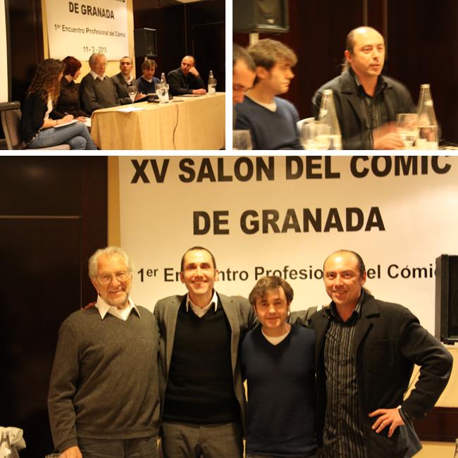 Academia C10 recomienda 3 el Salón del Cómic de Granada.