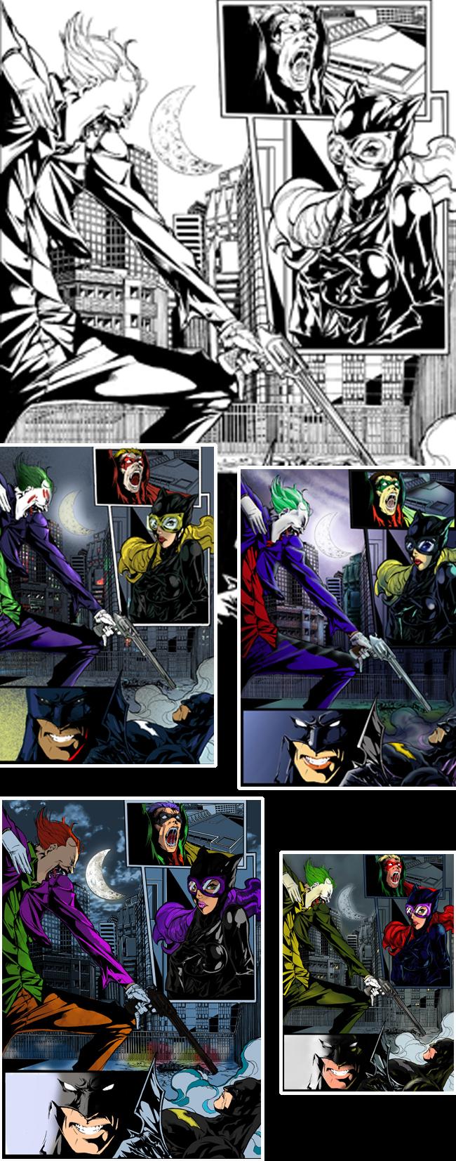 Ilustracion, dibujo y comic digital en Academia C10
