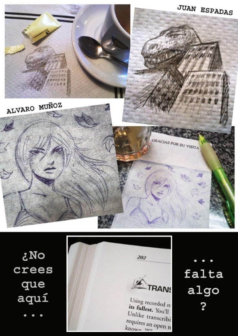 ¿Eres un auténtico dibujante?