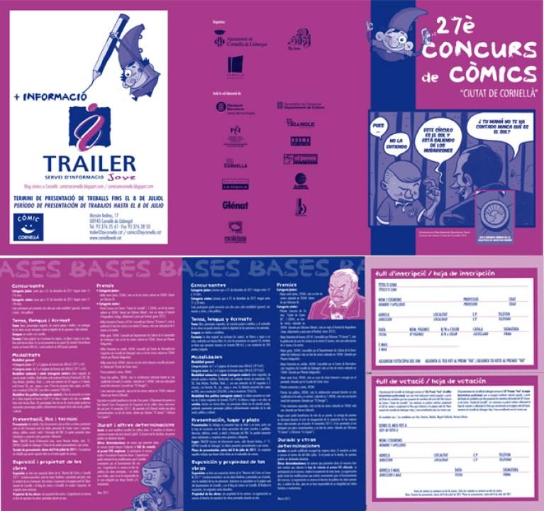 Concurso de Cómics Ciudad de Cornellá