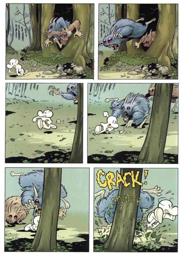 La gruta del cómic: Bone