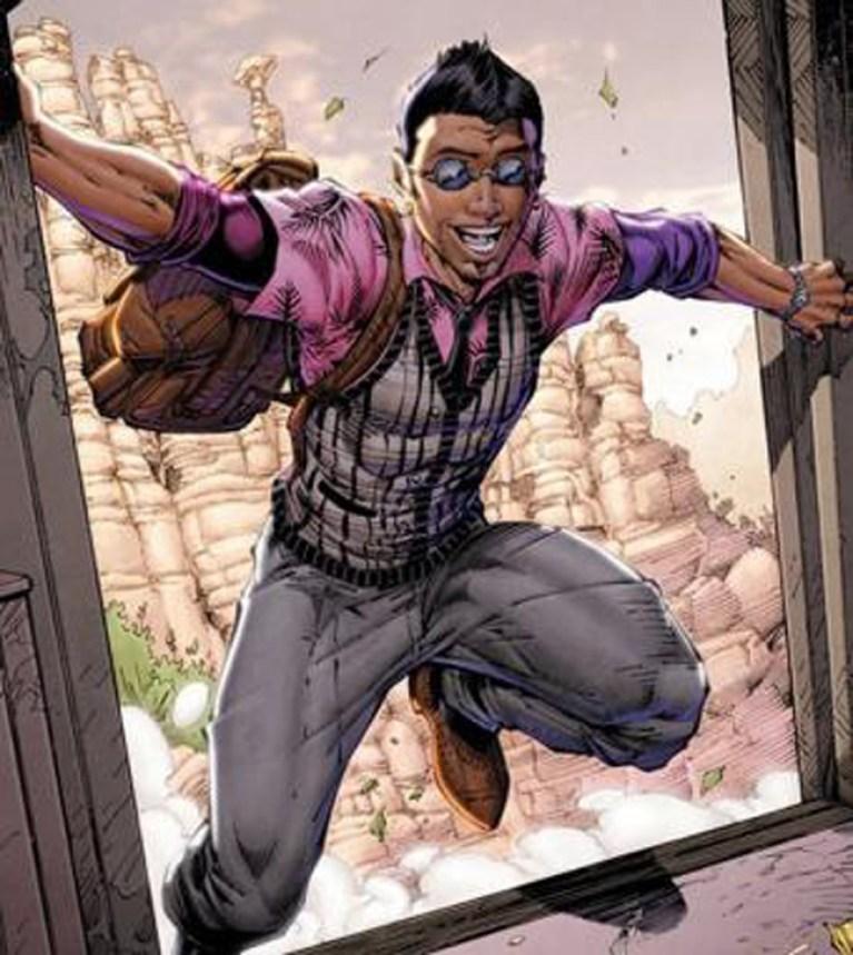 DC Comics ficha a 'Bunker'