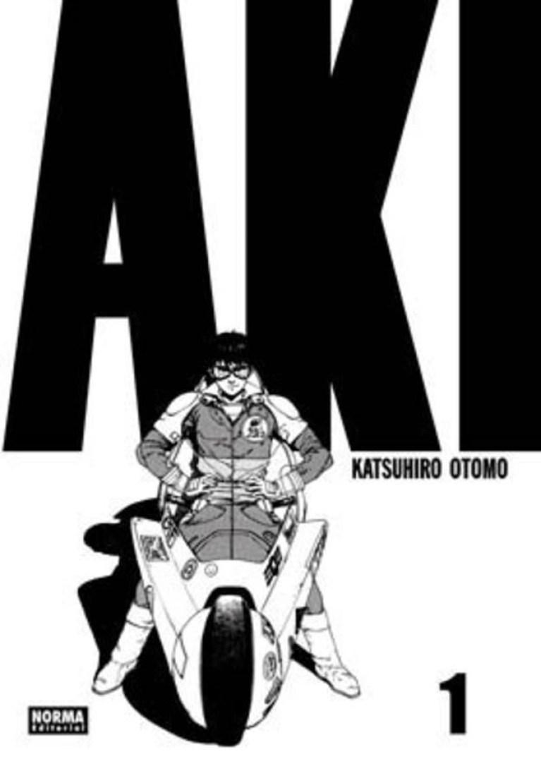 La gruta del Cómic: Akira