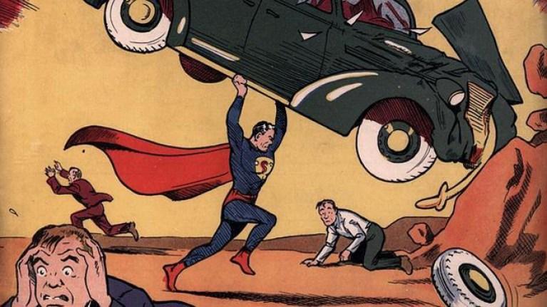 Superman vale 1,6 millones de euros