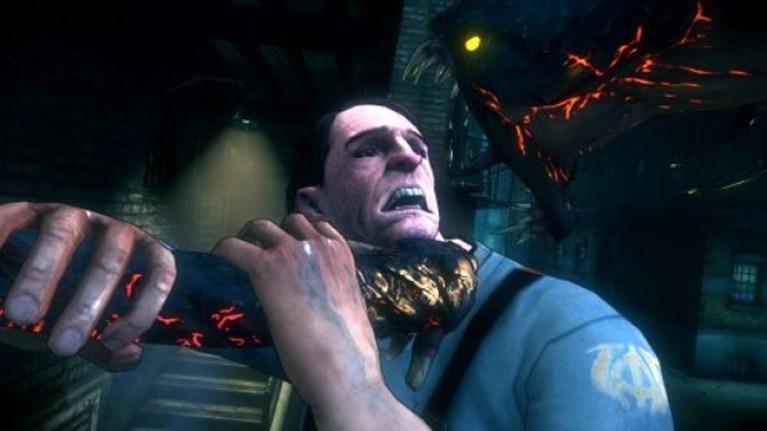 Violencia y cómic en 'The darkness II'