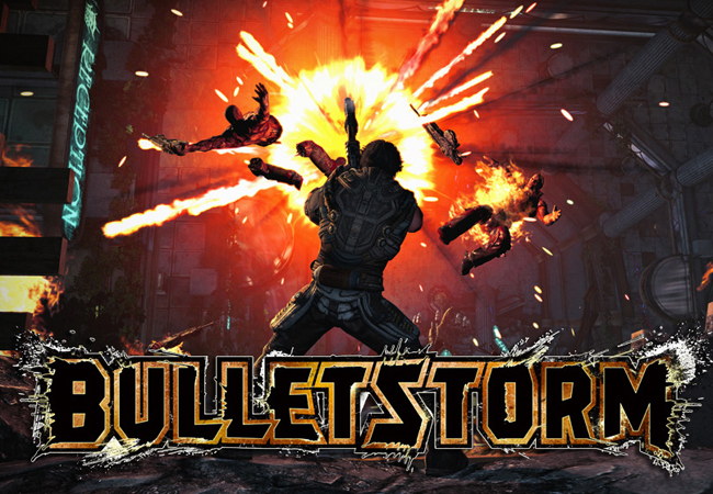 Game production: Bulletstorm.