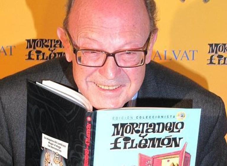 """Nueva colección de """"Mortadelo y Filemón"""""""