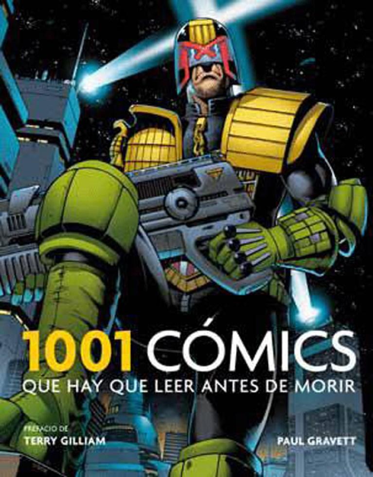 """""""1001 cómics que hay que leer antes de morir"""""""