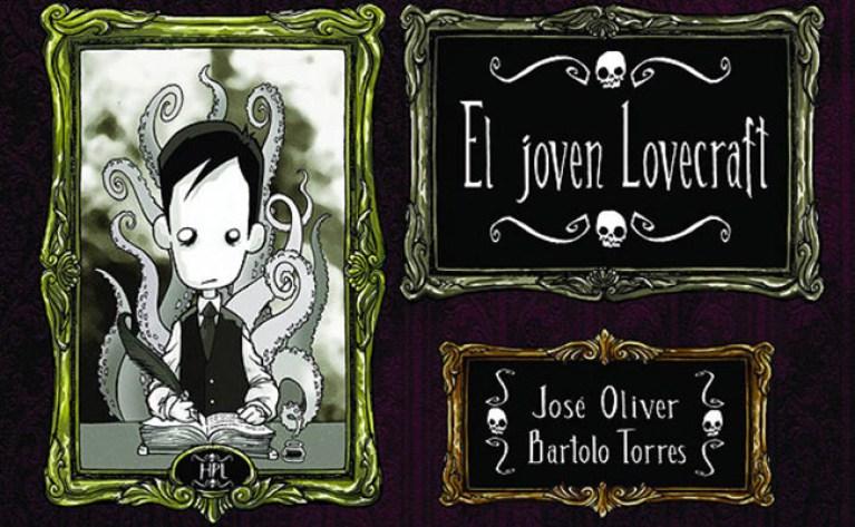 Los cómics recuerdan el 75 aniversario de la muerte de H. P. Lovecraft