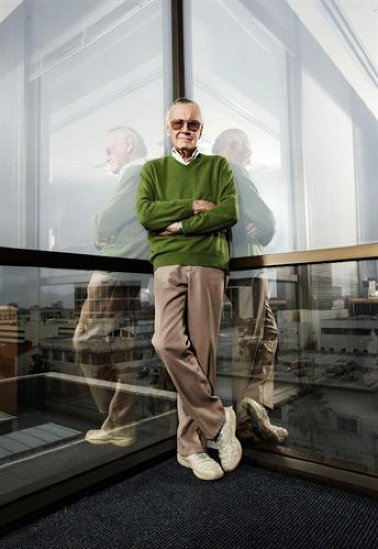 StanLee-comic-superheroes-cursoscomic-madrid