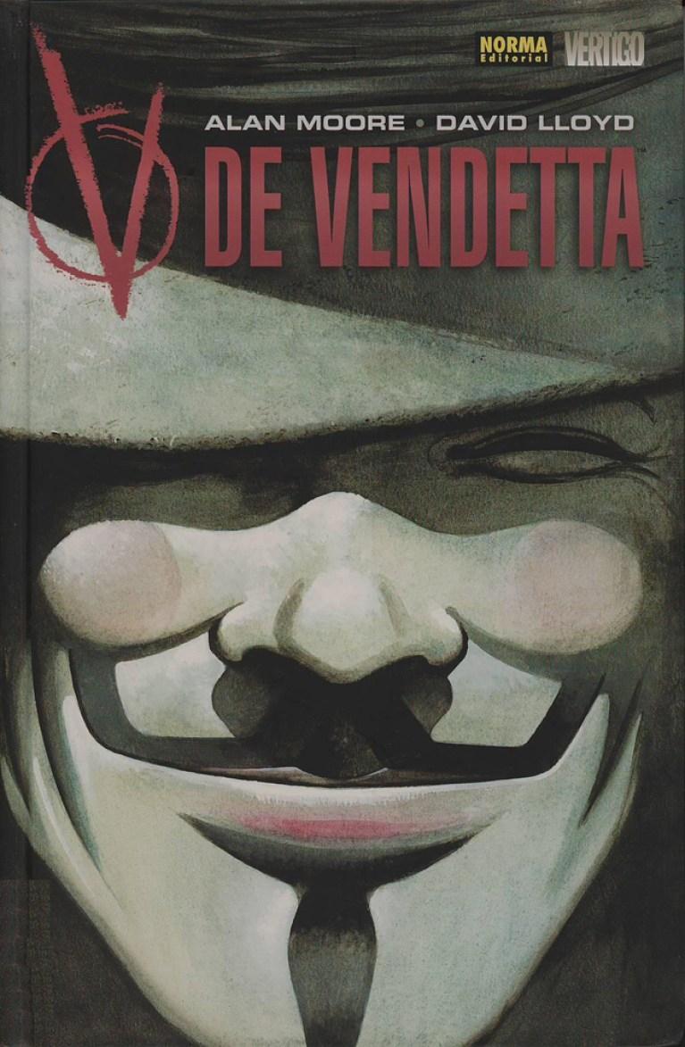 Dibujante-David Lloyd-V de Vendetta-Salón de Barcelona-Comic