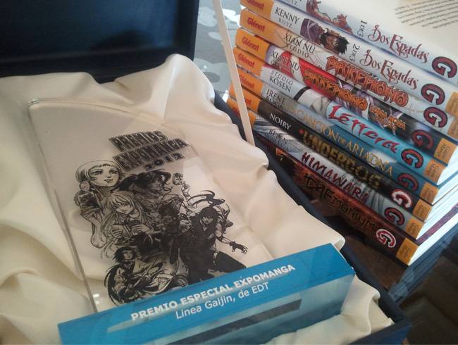 pastilla-premio-lineagaijin-Manga-Madrid-AcademiaC10-Diana Fernández