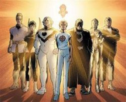 The_Authority_Team_by_Quitely_ilustracion_comic_dibujo_super_heroes