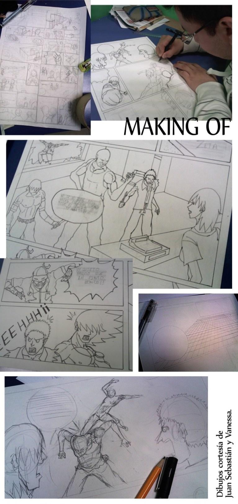 Paginas-proceso-AcademiaC10-comic-cursos-aprenderdibujo