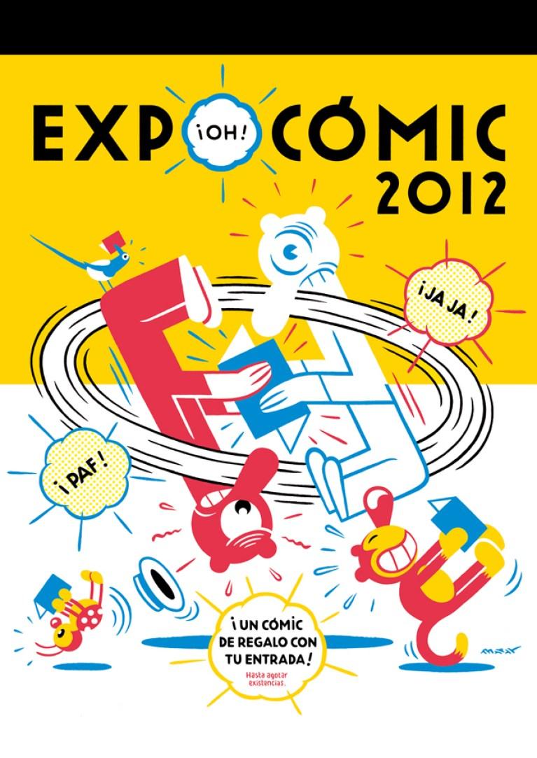 Expocomic2012-Madrid-Feria-Tebeo-Max-Comic-AcademiaC10