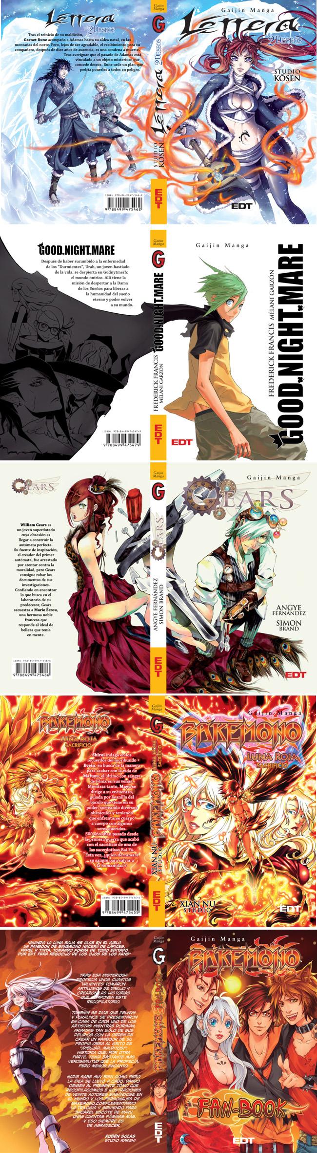 Gaijin-Manga-Salon-Barcelona-Madrid-Kosen-Diana-Fernandez-AcademiaC10