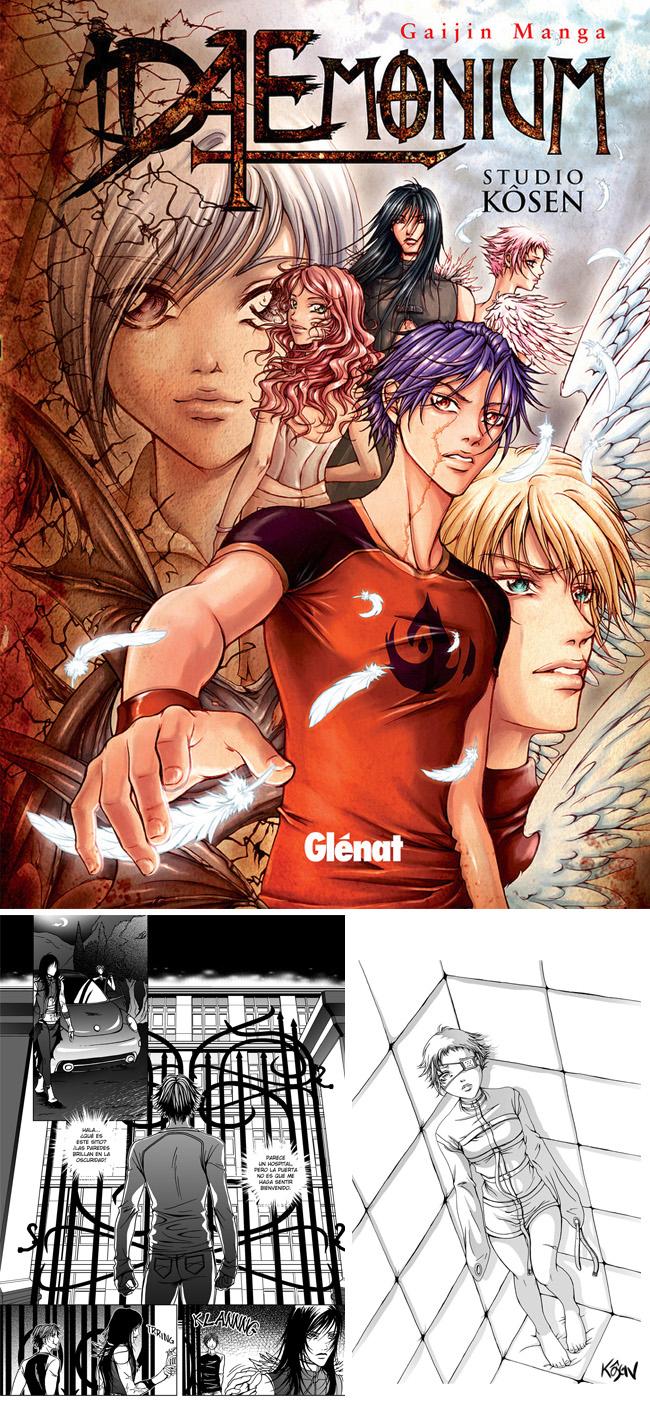Daemonium-comic-manga-madrid-cursos-gratis-Diana-Fernandez-Kosen