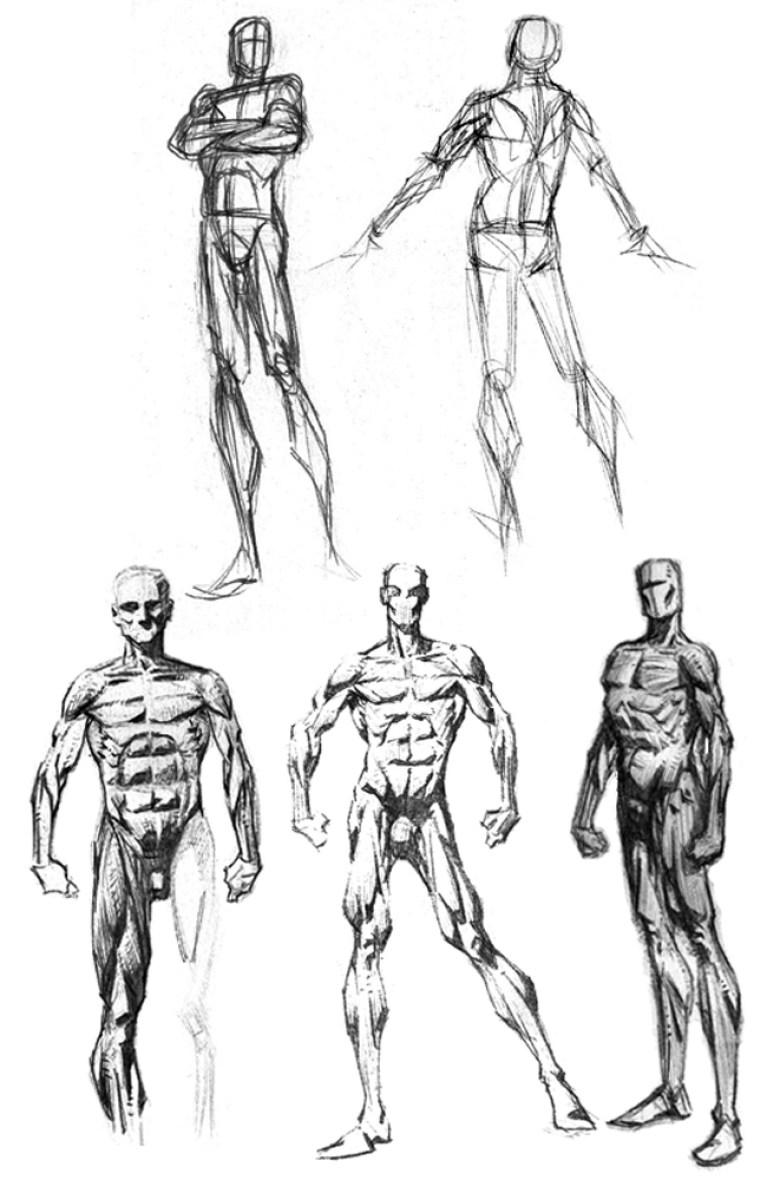 curso-dibujo-profesional-clasico-posado-modelo-madrid-academiac10-felipe-benemelis