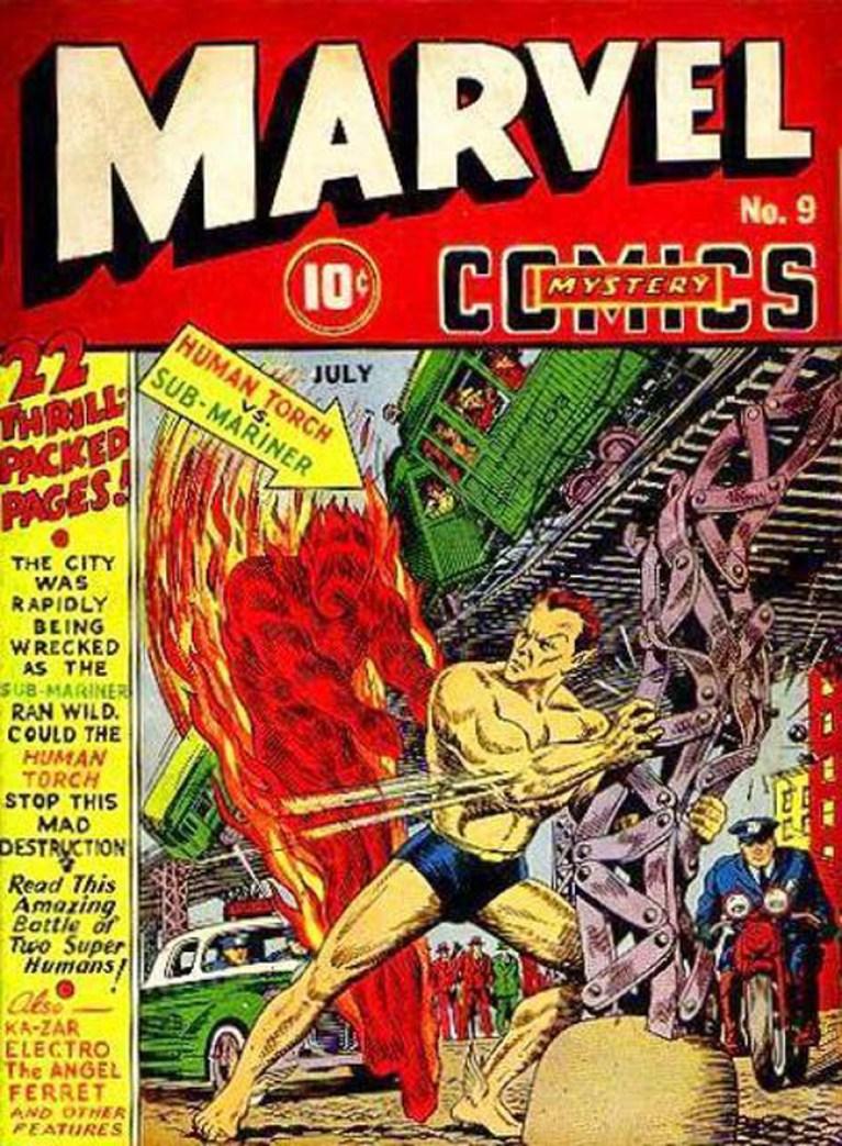 pedro-angosto-articulos-comic-marvel-dc-comics-antorcha-humana-superman-batman1
