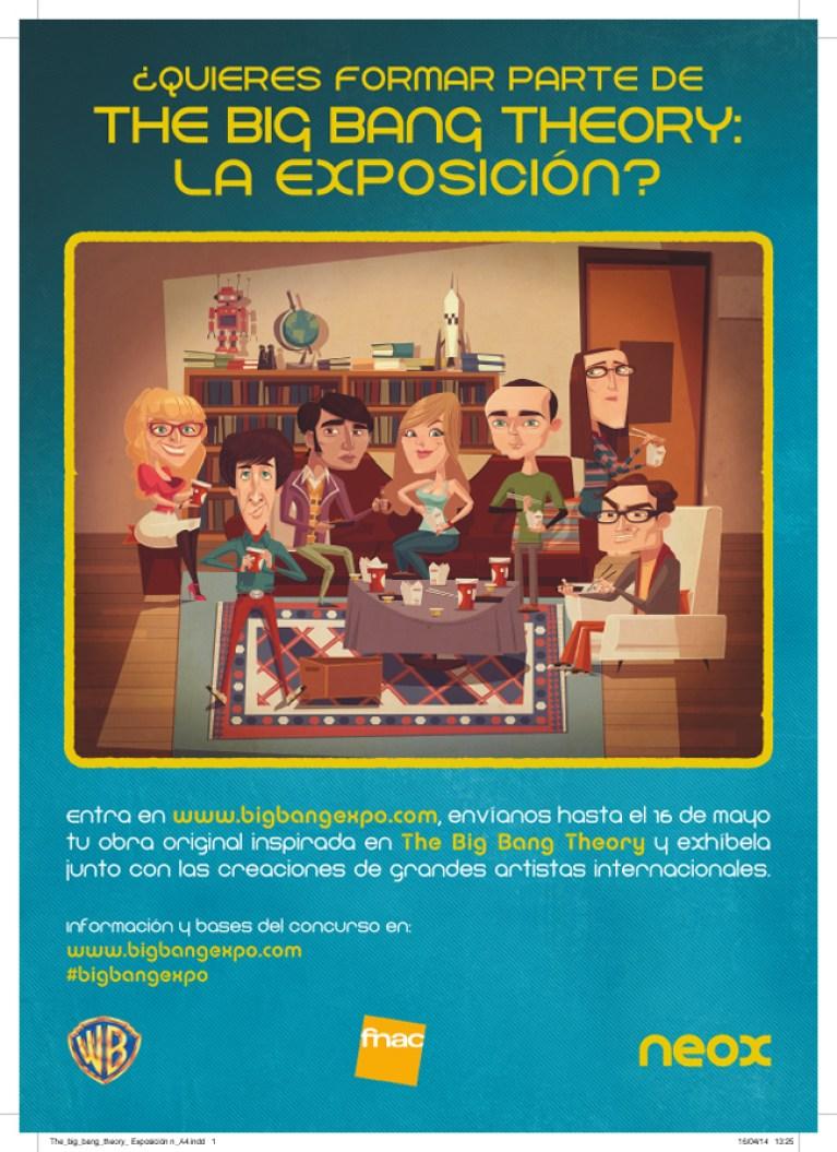 concurso-neox-big-bang-theory-fnac-antena3-comic-dibujo-premios-fnac-barcelona-madrid-academiac10