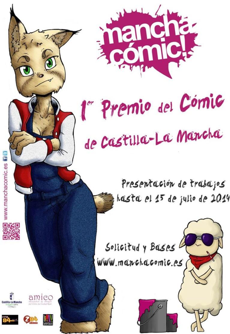 premio-comic-manchacomic-concurso-dibujo-manga