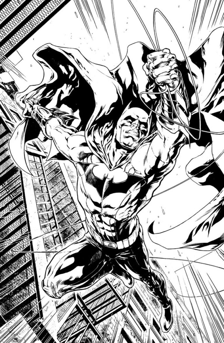 Batman-dibujo-comic-xermanico-dc-profesor-dibujo-ilustracion-digital-academia c10-c10-carlos diez-madrid-1
