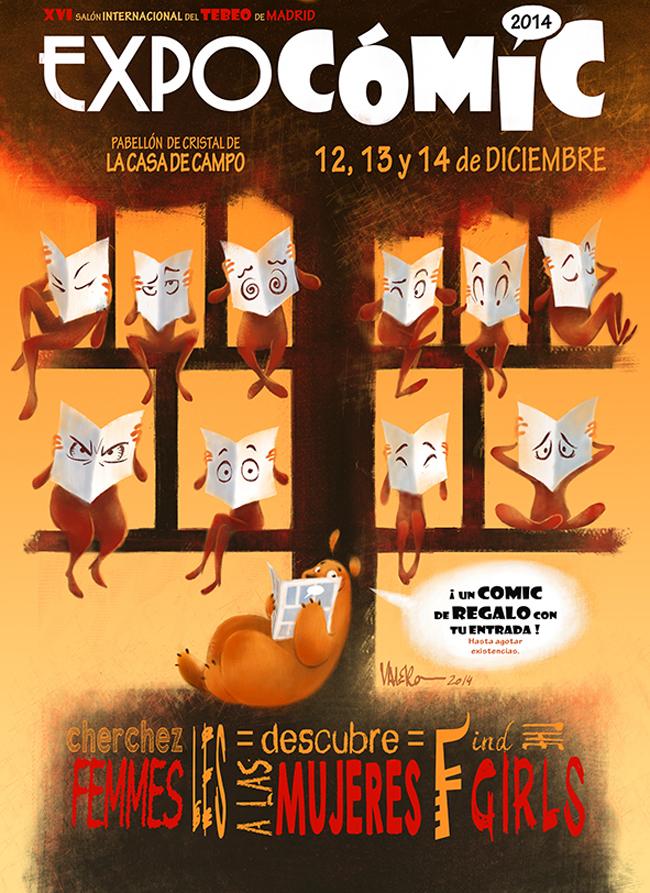 Cartel-Expocómic-2014