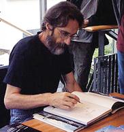 Ilustraciones dibujos de fantasia de john Howe dibujante ilustrador academia c10 madrid