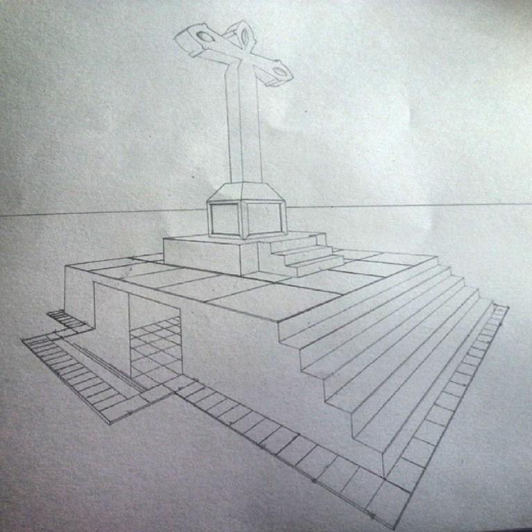 ejercicios-perspectiva-curso-dibujo-aprender-academiac10-madrid-trabajos-alumnos2