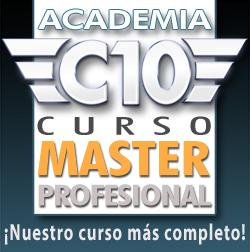 Curso_Master_ART_10_Academia C-10 Dibujo, comic, animación, aerografia
