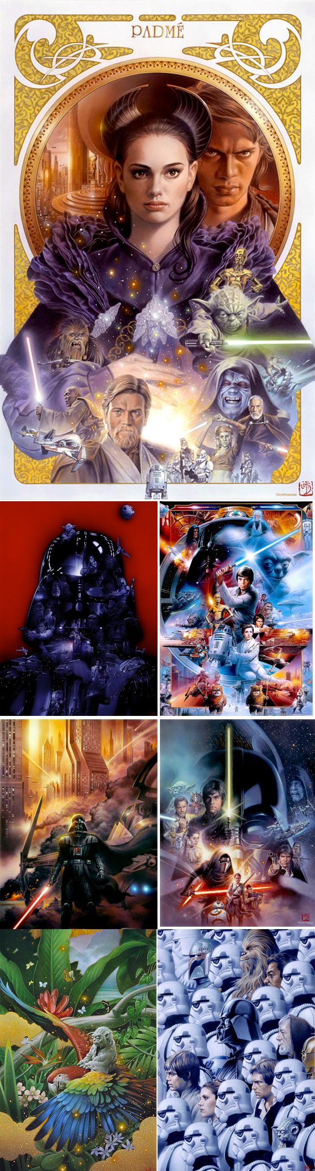 Tsuneo Sanda_Academia C10_Carlos Diez_Star Wars_Clases_Dibujo_Expocomic-Composit_Cursos