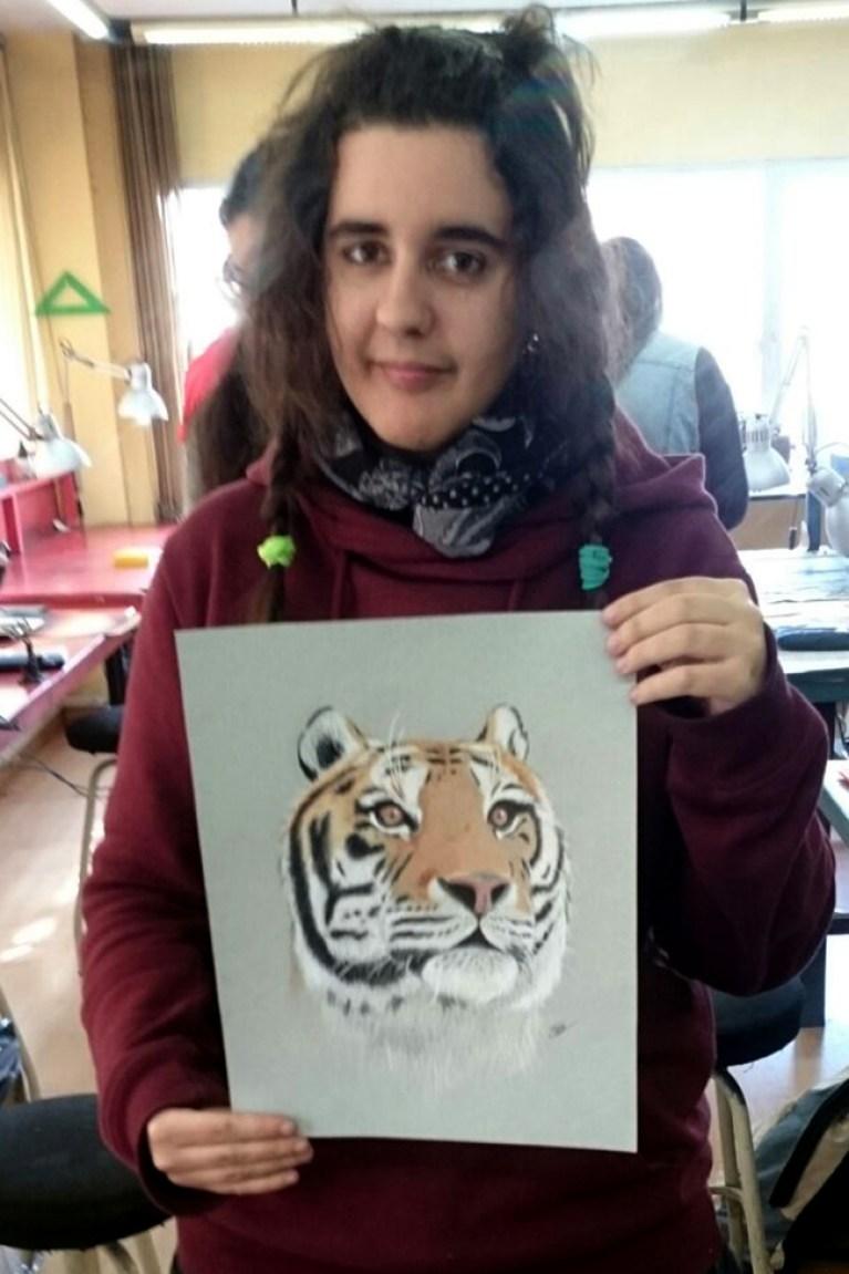 curso-ilustracion-tradicional-masterc10-lapices-colores-retratos-animales