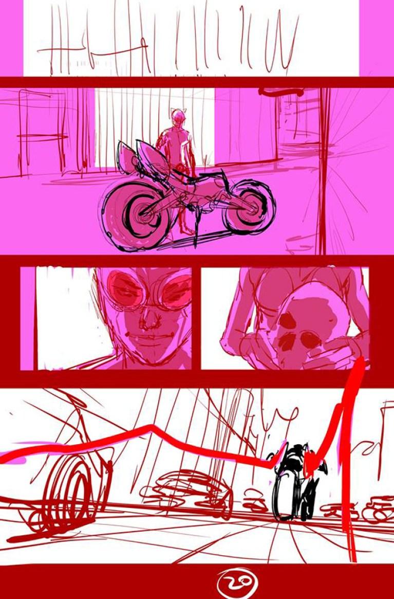 Iñaki Miranda-Boceto-Catwoman-DC-Comics