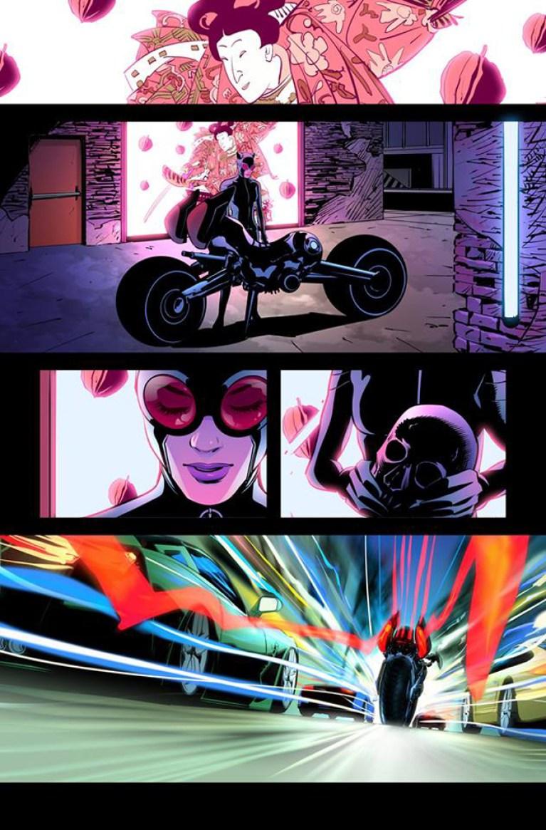 Iñaki Miranda-Color-Catwoman-DC-Comics