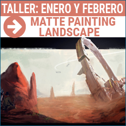 Taller digital: Matte painting