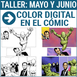 Taller digital: color en el comic