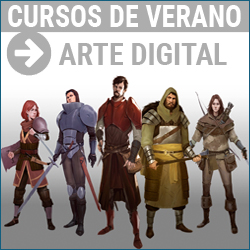 Curso de verano Arte digital y diseno para videojuegos