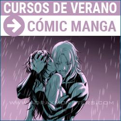 Curso de verano comic manga