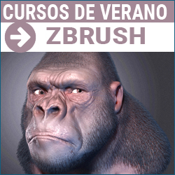 Curso de verano de Zbrush