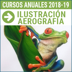 Curso de Ilustracion: Aerografía