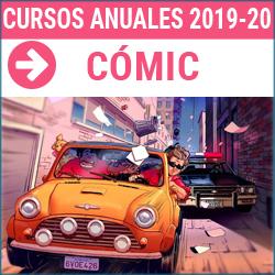 Curso anual de cómic en Madrid