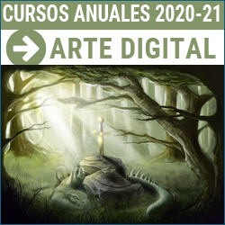 Curso anual de Arte digital