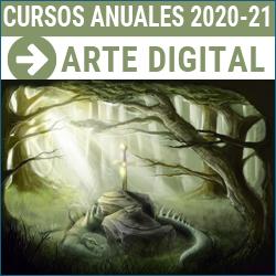 Curso anual de Arte digital