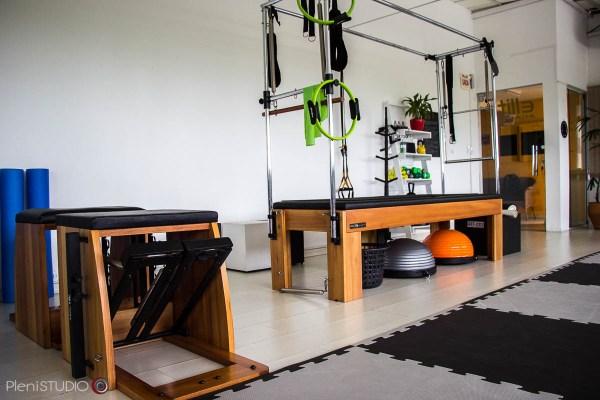 Estrutura - Pilates