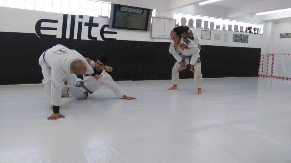 Jiu-jitsu - Alliance
