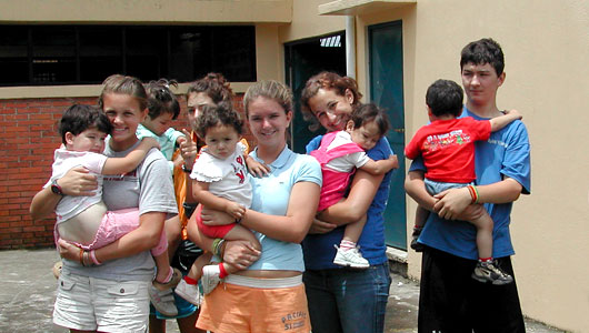 Social Volunteering in Costa Rica