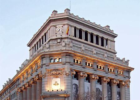 Instituto Cervantes en Madrid