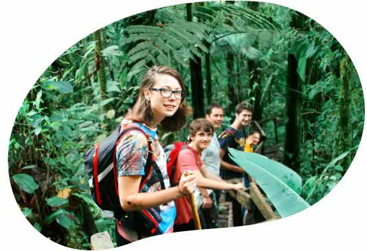 Spanish Traveling Classroom Program in Costa Rica