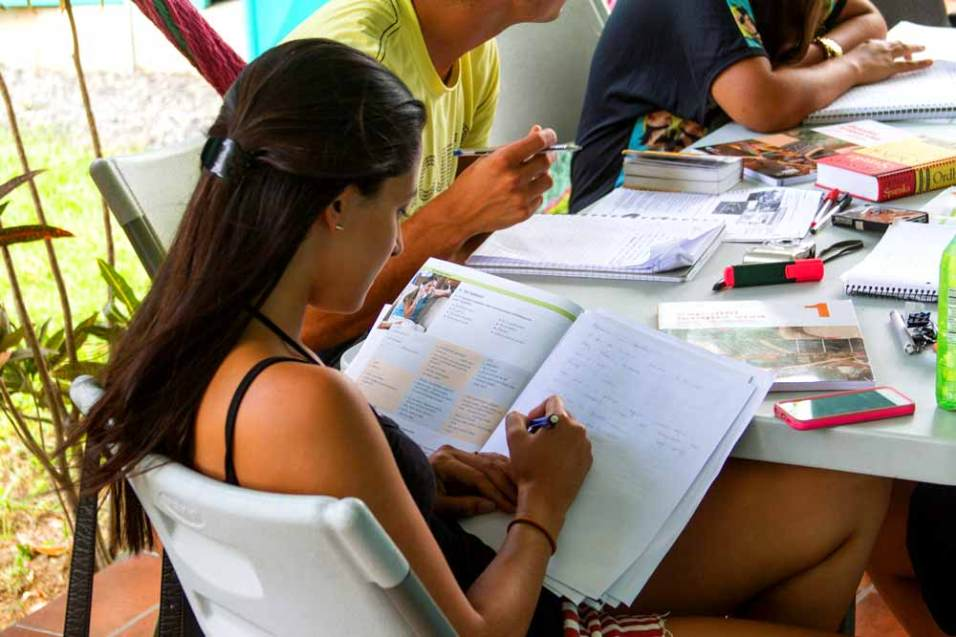 Studying with our Spanish programs in Costa Rica